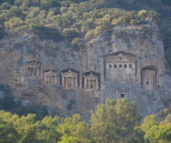 Dalyan King Tombs