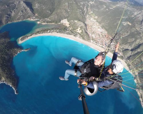 things to do paragliding