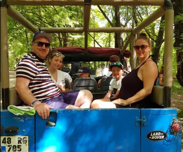 safari trip in sarigerme