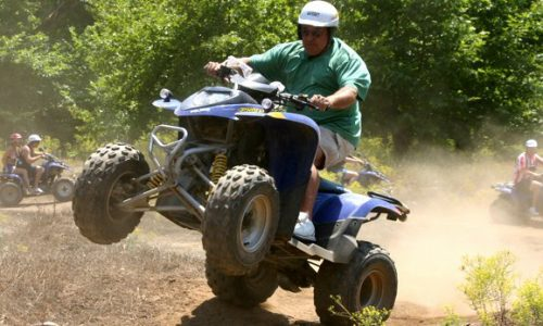 Quad Bike Tour in Sarigerme