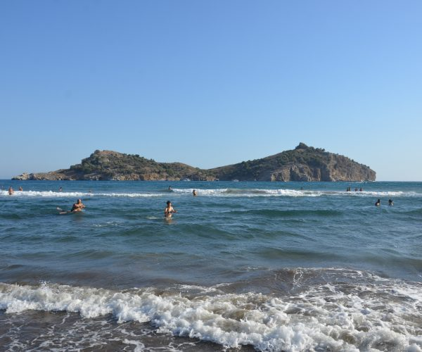Sarigerme Public Beach is a Heaven for Families with Children