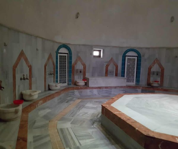 Turkish Bath in sarigerme dalaman