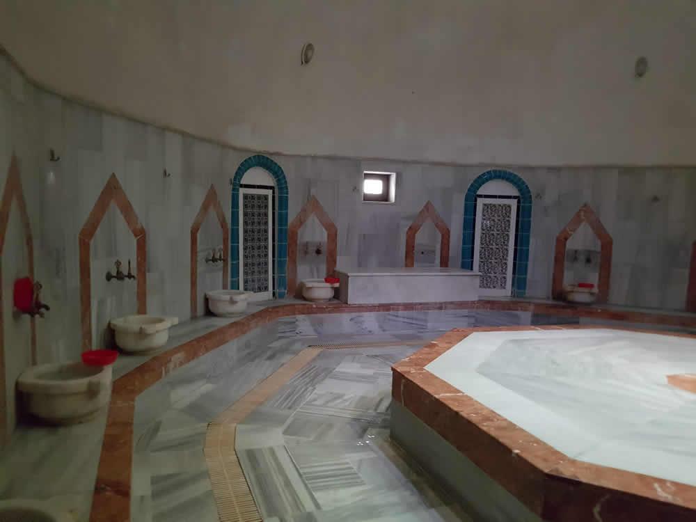 Turkish Bath in sarigerme dalaman