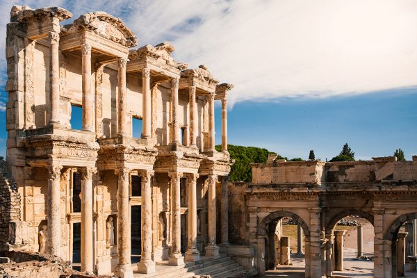 ephesus day trip from sarigerme private trip