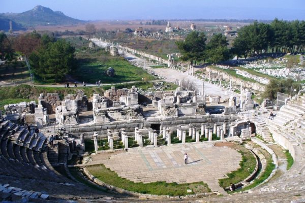 Ephesus Day Trip from Sarigerme