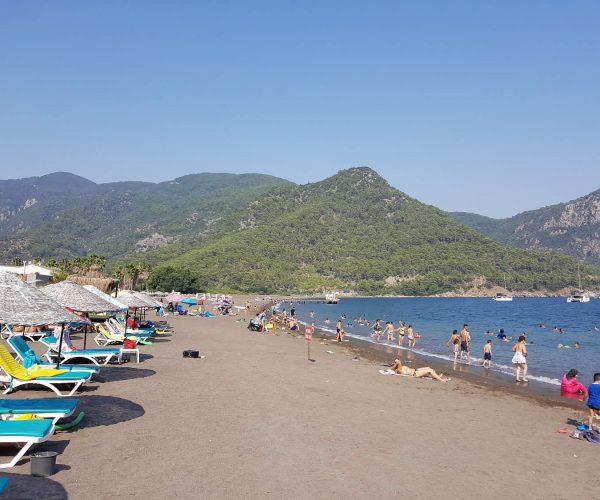 ekincik beach