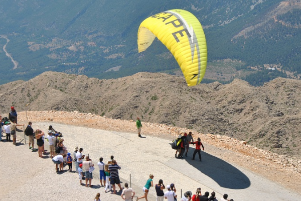 paragliding tour from sarigerme in pamukkale