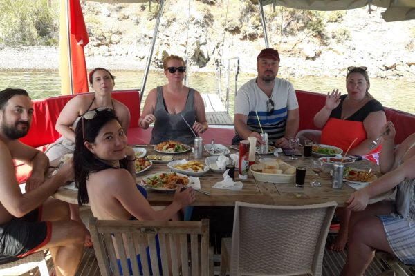 private boat trip hire in sarigerme